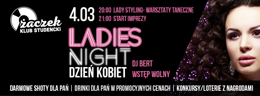 ladies night fb