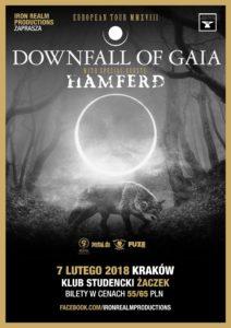 Downfall of Gaia + Hamferð